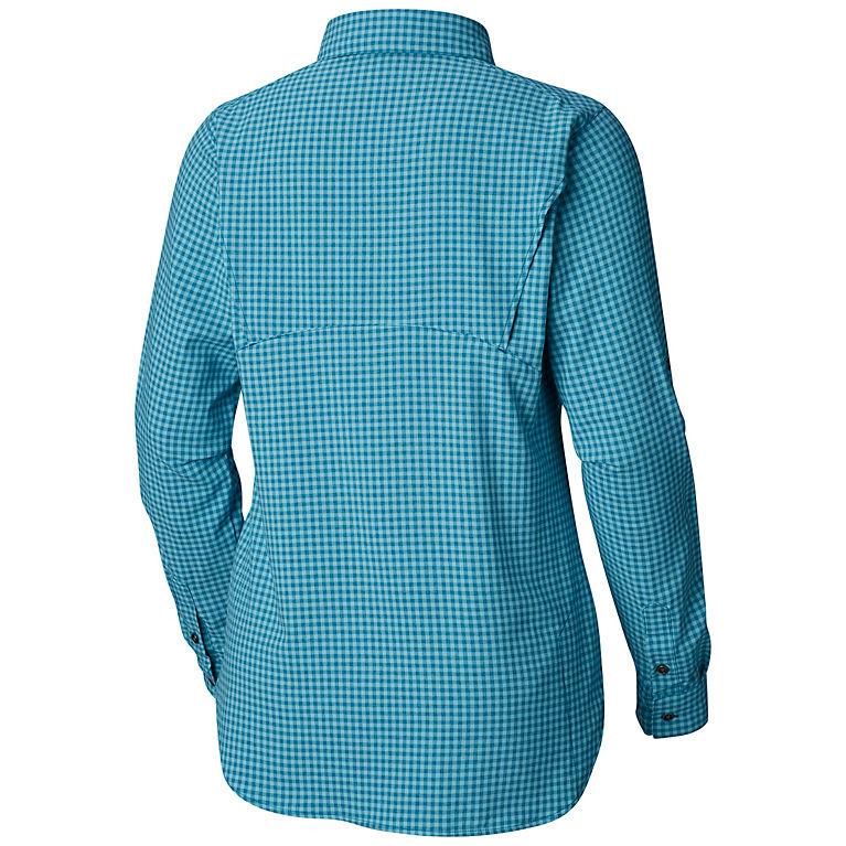 af2b6f81 Siberia Gingham Women's Bryce Canyon™ Stretch Long Sleeve Shirt, ...