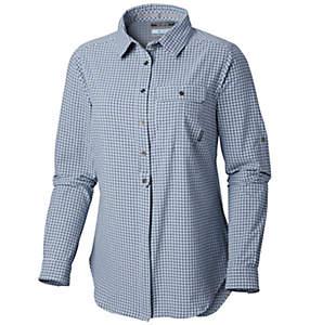 Chemise à manches longues extensible Bryce Canyon™ pour femme - Grandes tailles