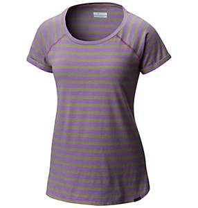 Women's Trail Shaker™ Stripe Short Sleeve Tee
