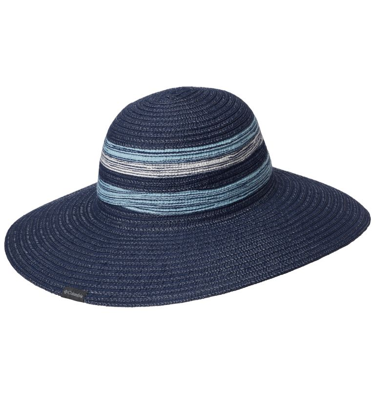 Summer Standard™ Sun Hat | 456 | O/S Women's Summer Standard™ Sun Hat, Blue Dusk, back