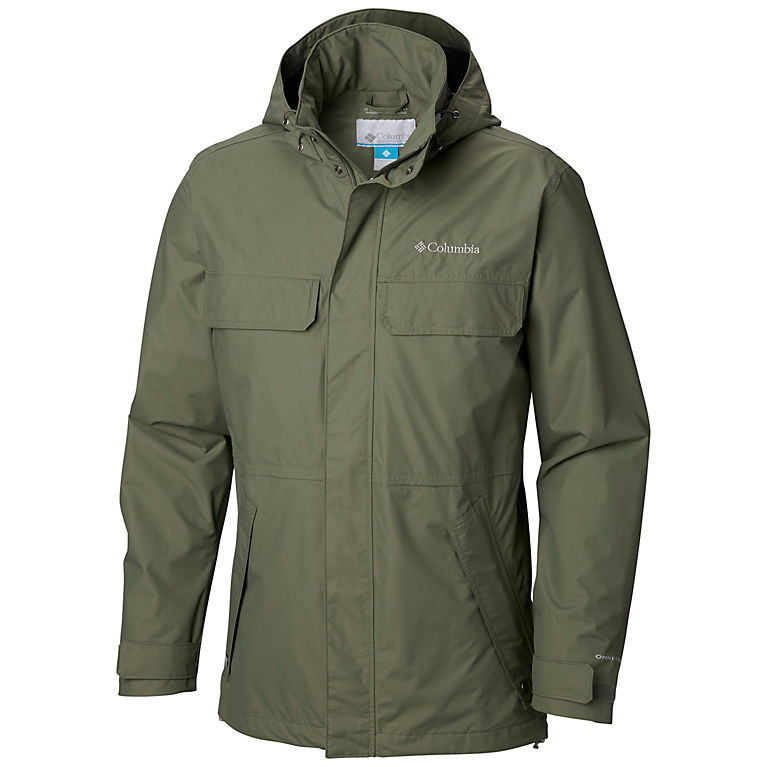 Men's Dr. Down Pour™ Ii Jacket by Columbia Sportswear
