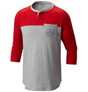 Men's CSC 503™ Graphic Henley Shirt