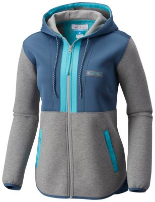 Women's CSC Originals™ Full Zip Hoodie Jacket at Columbia Sportswear in Economy, IN | Tuggl