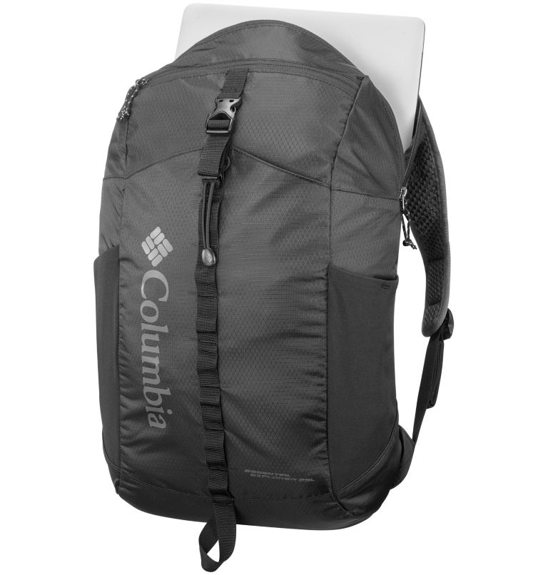 Essential Explorer™ 25L | 010 | O/S Unisex Essential Explorer™ 25L, Black, a1