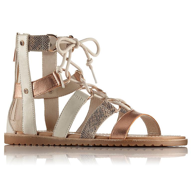 Sandale Ella™ Lacets Sandale Sandale Femme Lacets À Femme À Ella™ BdWCxore