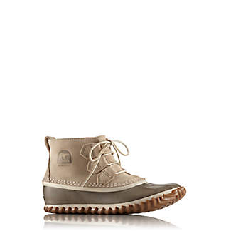 Women's Out 'N About™ Suede Duck Boot