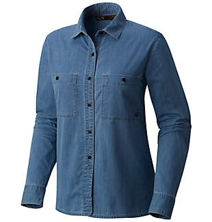 Women's Hardwear Denim™ Long Sleeve Shirt