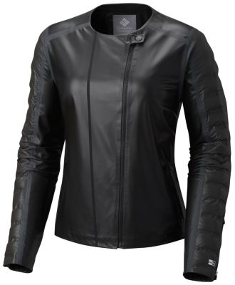 Women's Out Dry Ex™ Moto Jacket by Columbia Sportswear