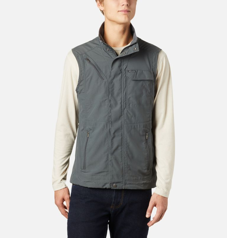 Men's Silver Ridge™ II Vest Men's Silver Ridge™ II Vest, front
