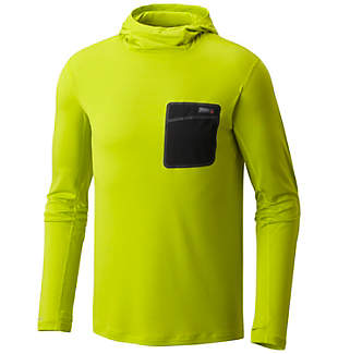 Men's Metonic™ Long Sleeve Hoody