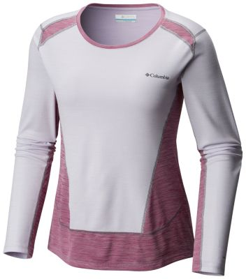 Women's Solar Chill™ Long Sleeve Shirt at Columbia Sportswear in Oshkosh, WI | Tuggl