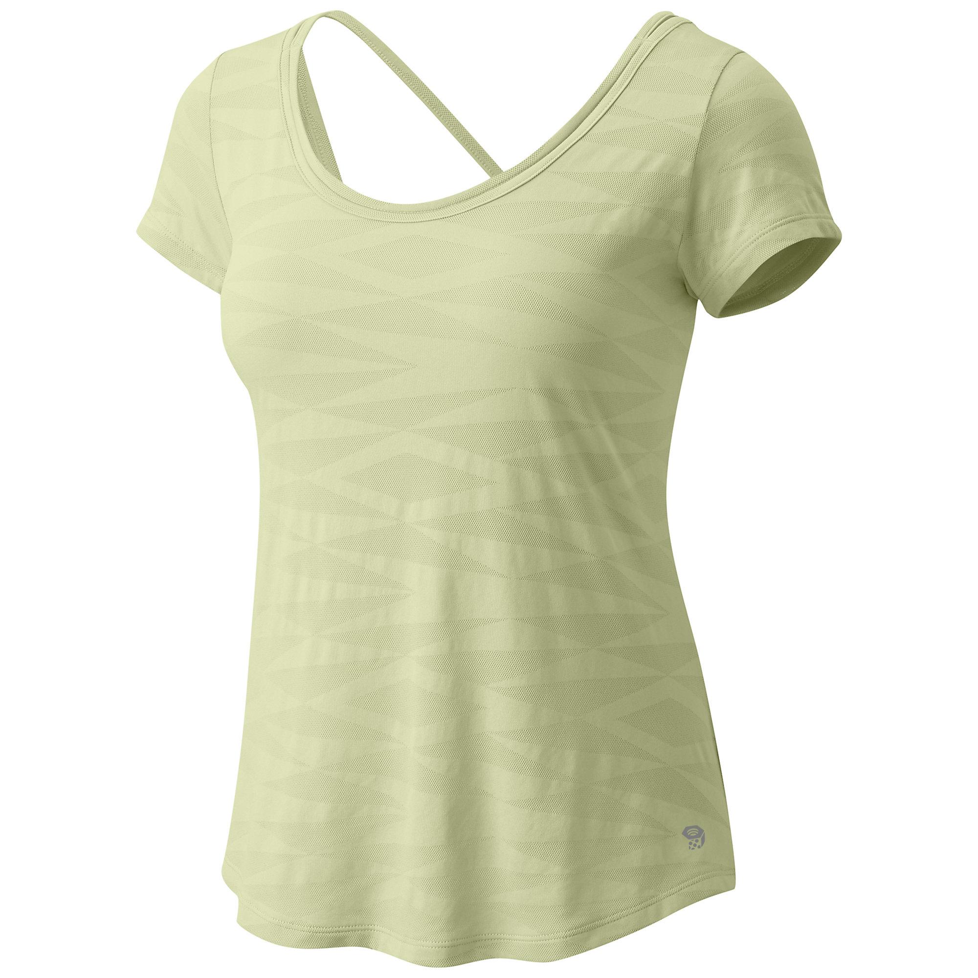 Mountain Hardwear Breeze VNT Short Sleeve T 701 M-