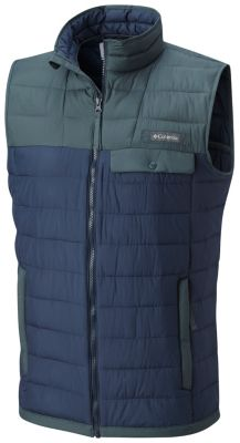 Men's Mountainside™ Full Zip Vest at Columbia Sportswear in Oshkosh, WI | Tuggl
