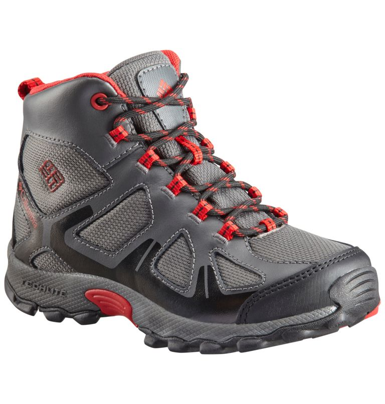 Youth Peakfreak™ XCRSN Mid Waterproof Boot Youth Peakfreak™ XCRSN Mid Waterproof Boot, front