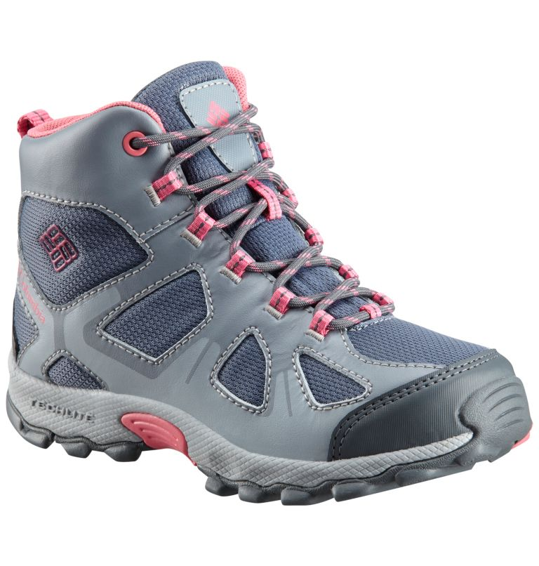 Bota impermeable Peakfreak™ XCRSN Mid para Jóvenes Bota impermeable Peakfreak™ XCRSN Mid para Jóvenes, front