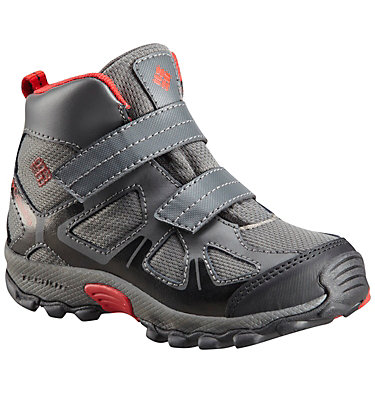 Kids' Peakfreak™ XCRSN Mid WP Boots , front