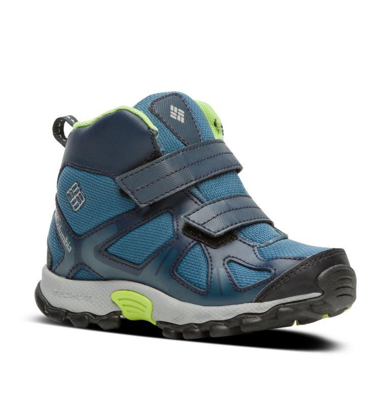 Peakfreak™ XCRSN Mid WP Schuh für Kinder Peakfreak™ XCRSN Mid WP Schuh für Kinder, 3/4 front