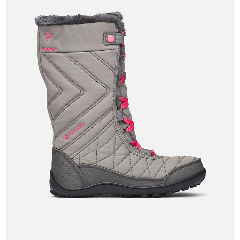 7d0538c9b426 Big Kids  Minx Mid III WP Omni-Heat Snow Boots
