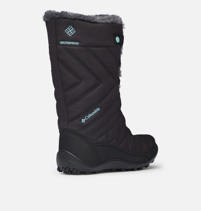 Youth Minx™ Mid III WP Omni-Heat™ Snow Boots Youth Minx™ Mid III WP Omni-Heat™ Snow Boots, 3/4 back