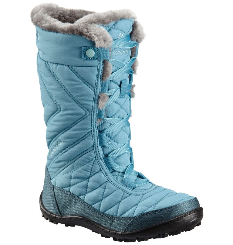 Youth Minx™ Mid III WP Omni-Heat™ Snow Boots Youth Minx™ Mid III WP Omni-Heat™ Snow Boots, front