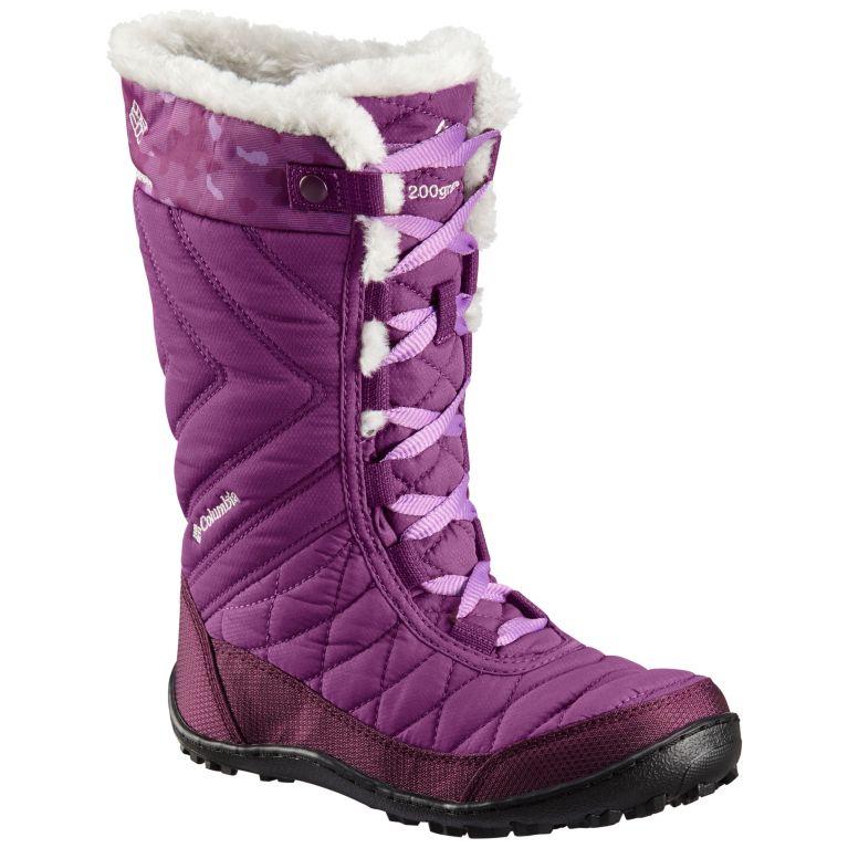 Big Kids  Minx Mid III WP Omni-Heat Snow Boot  988867ca505
