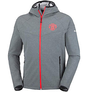 Men's Heather Canyon™ Softshell Jacket – Manchester United
