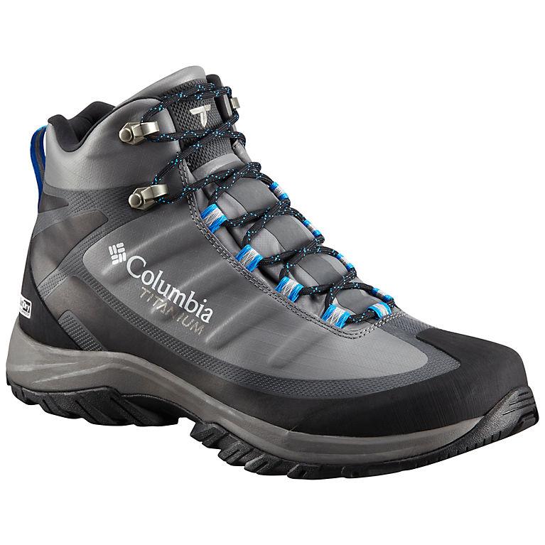 f5ac31eb0e74 Men s Terrebonne II Mid Titanium OutDry Extreme Boot