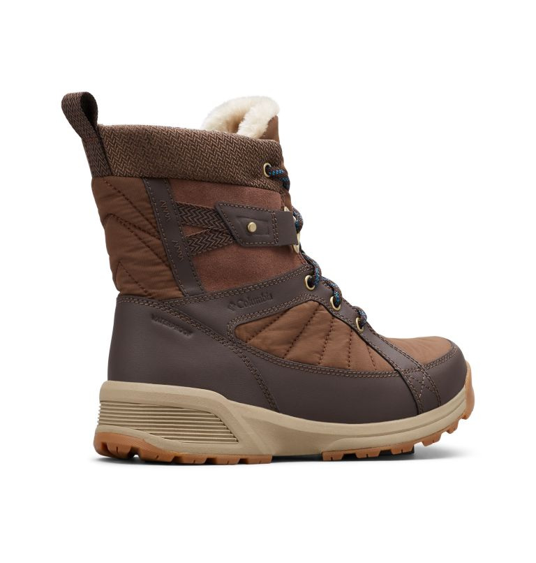 Botte De Neige Mi-Montante Meadows™ Omni-Heat™ Femme Botte De Neige Mi-Montante Meadows™ Omni-Heat™ Femme, 3/4 back