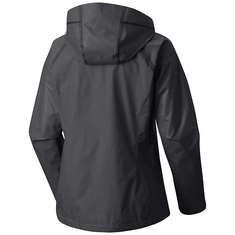 208632a6a0 Black Women s OutDry™ Hybrid Jacket - Plus Size
