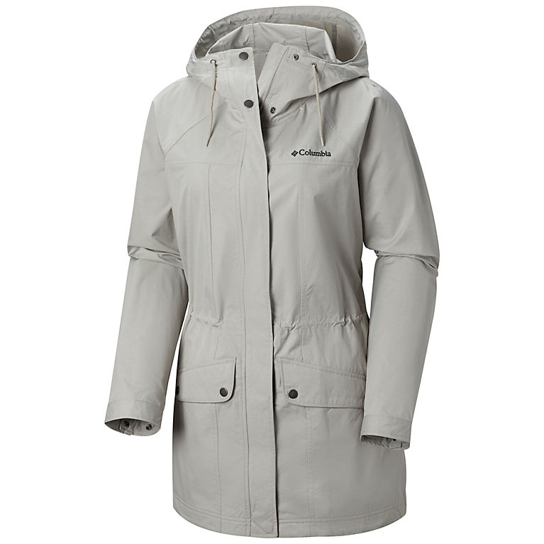 Columbia Women's Maunch Lake EXS Trench Coat