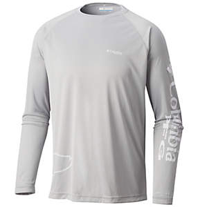 Men's PFG Fish Series™ Terminal Tackle™ Long Sleeve Shirt