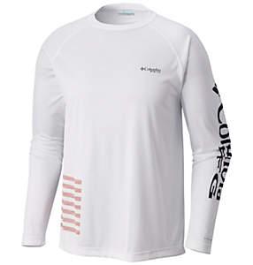 Men's PFG Fish Series™ PFG Terminal Tackle™ Long Sleeve Shirt