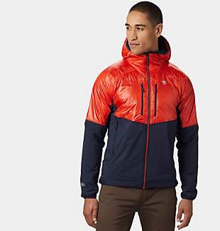 Manteau à capuchon alpin Kor Strata™ pour homme