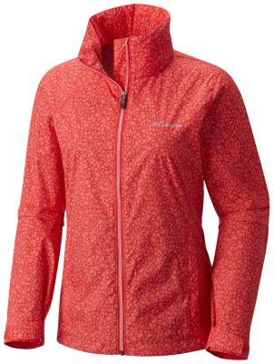 913cbfe4799 Women s Switchback III Printed Jacket - Plus Size