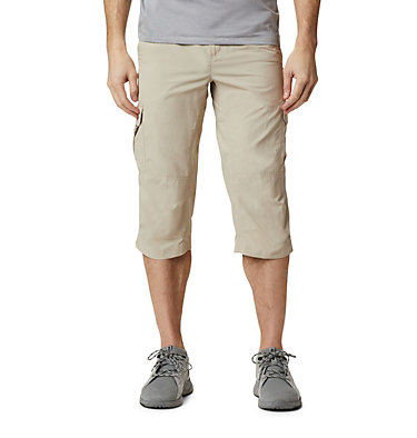 Men's Silver Ridge™ II Capri Trousers , front