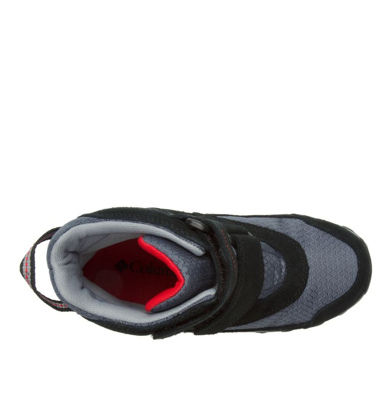 YOUTH PARKERS PEAK™ BOOT | 053 | 1 Botte Velcro Parkers Peak™ Junior, Graphite, Bright Red, top