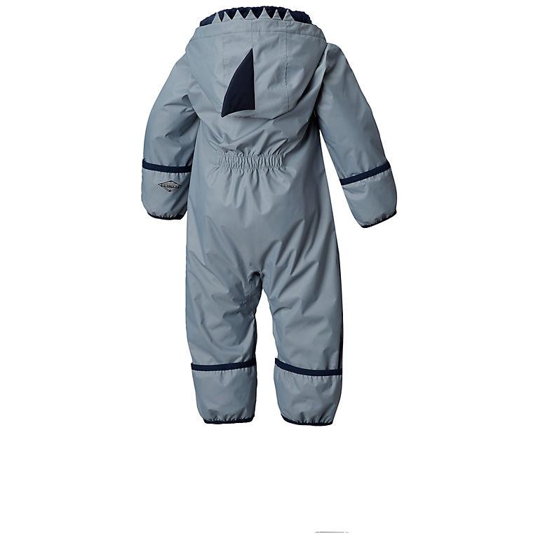 2552670d9 Infant Shark Trek Interchange One Piece Snow Suit