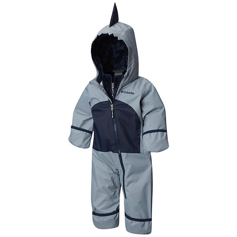 9a3c6c54e30e Infant Shark Trek Interchange One Piece Snow Suit