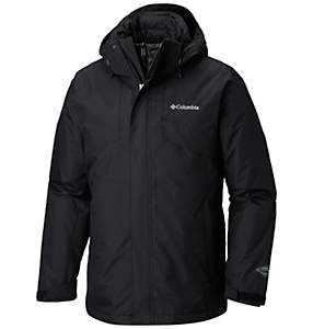 Men's Bugaboo™ II Insulated Interchange Jacket - Big