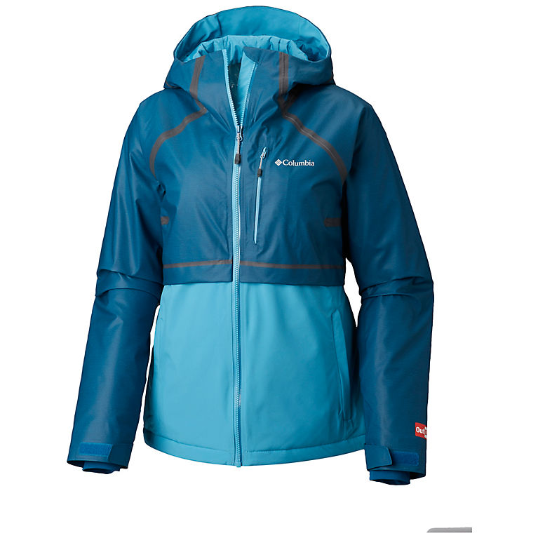 90e1e6f0c6 Women s OutDry Glacial Hybrid Jacket