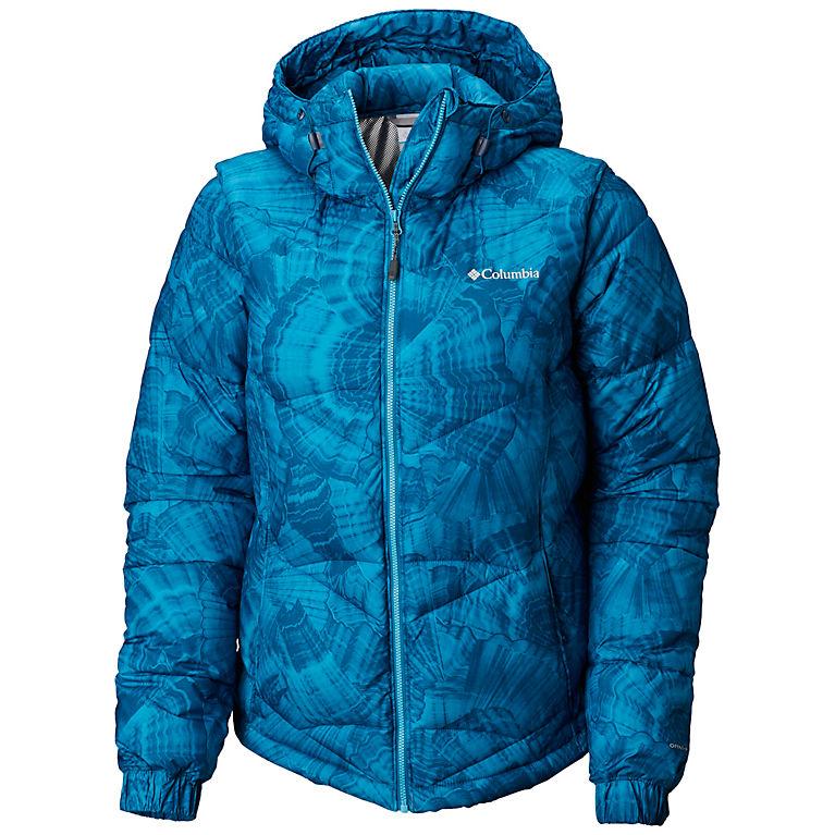 dad669193e23 Lagoon Agate Print Women's Pike Lake™ Hooded Jacket, View 0