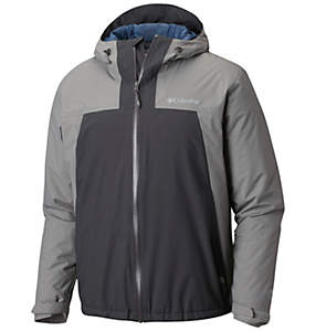 Men's Top Pine™ Insulated Rain Jacket