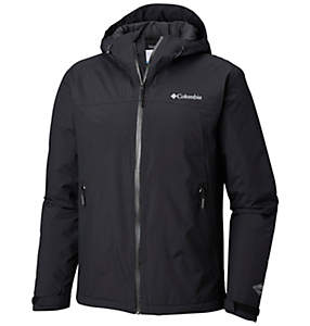 Men's Top Pine™ Insulated Rain Jacket-Big