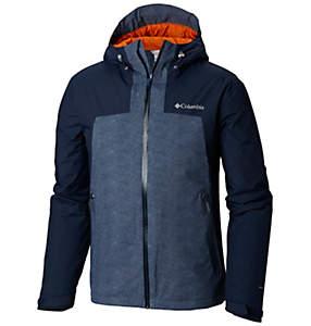 Men's Top Pine™ Insulated Rain Jacket-Big
