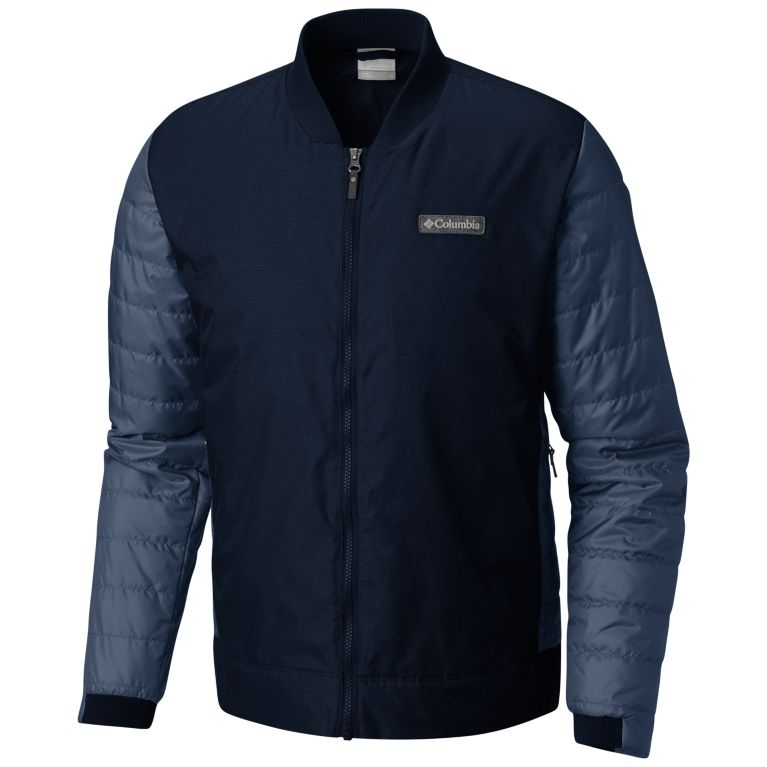 Columbia Men's Wilshire Park Hybrid Jacket