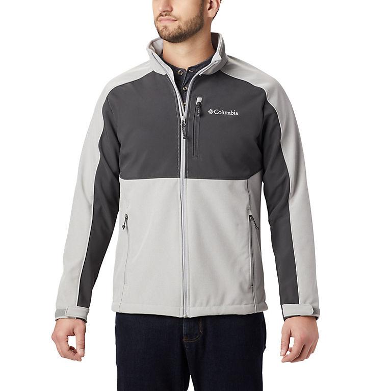 a227a4cb6 Columbia Grey Men's Ryton Reserve™ Softshell Jacket, View 0