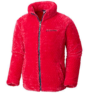Girls' Fluffy Fleece™ Full Zip Jacket
