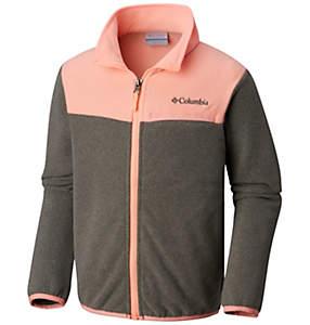 Kids' Mountain Crest™ Full Zip Fleece Jacket