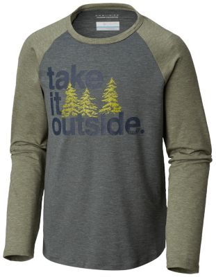 Kids' Outdoor Elements™ Long Sleeve Shirt | Tuggl