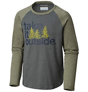 Kids' Outdoor Elements™ Long Sleeve Shirt